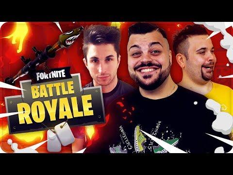 COSA HA CREATO CICCIOGAMER89 ! SBALORDITIVO [Fortnite Battle Royale] w/Anima e Cicciogamer89