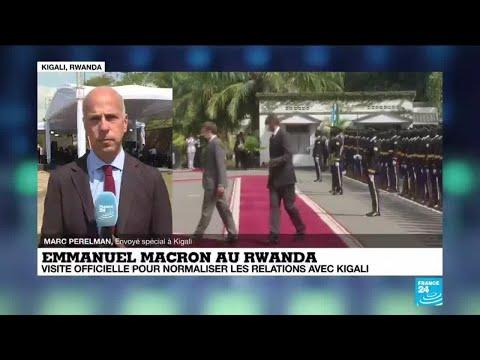 Emmanuel Macron au Rwanda : un programme chargé de symboles à Kigali