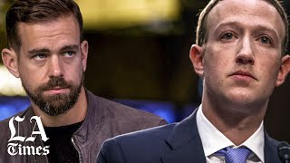 Zuckerberg, Dorsey face questions in Senate on Facebook and Twitter's election actions