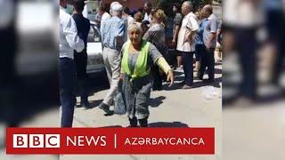 """""""Vəziyyət vahiməlidir"""", Kür çayı quruyur, su problemi artır"""