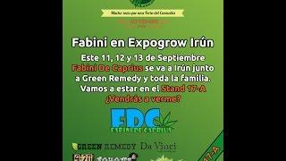 Fabini se va para Expogrow Irún [Con Sorteo] | Vlog diario