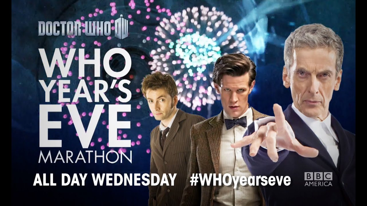 DOCTOR WHO #WhoYearsEve Marathon All Day December 31st on BBC ...