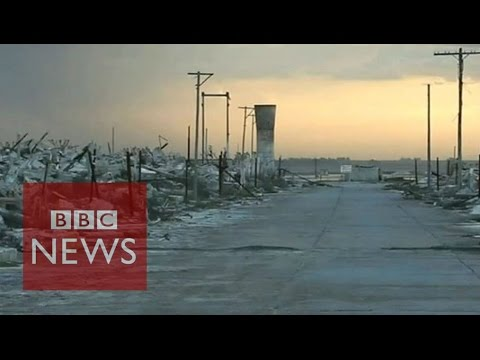 Argentina's underwater town that was submerged for 30 years - BBC News