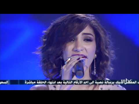 Arab Idol - Ep8 - Top Ten Females - دنيا بطمه