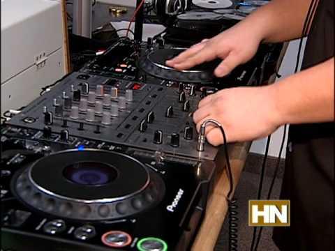 DJ REAVE DJ ELEMENTS LOS DOS TREMENDOS