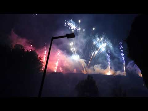 Firework Luxembourg 2017