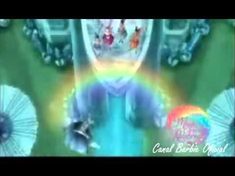 Trailer do filme Barbie a Magia do Arco-Íris