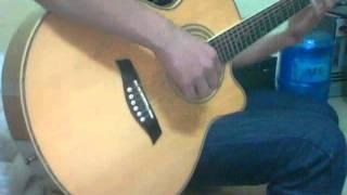 Chuyện chàng cô đơn - Guitar
