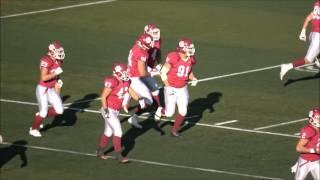 東京ボウル(Tokyo Bowl)パンサーズ守備陣のタッチダウン