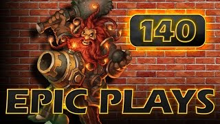 Epic Hearthstone Plays #140