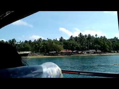 Port Blair to North bay island & Rose island Andaman & Nicobar island