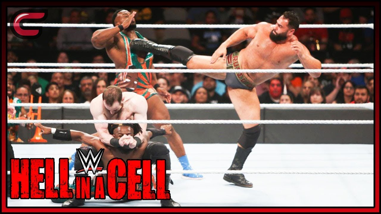 new-day-vs-rusev-day-hell-in-a-cell-live-9-17-18-reaction