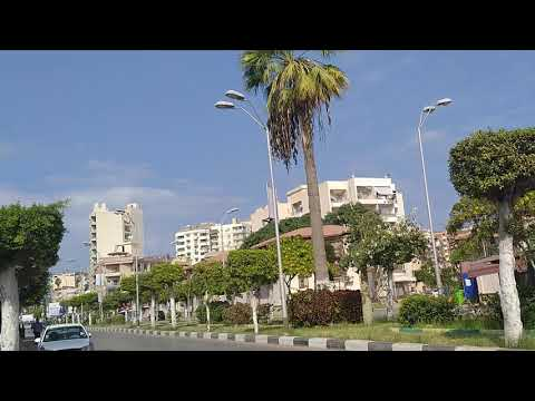 A Tour in Port Foad- Port Said - October 2020 - Egypt Travel