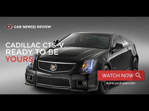 2017 Cadillac Cts V Performance Review