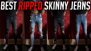 The Best Fitting RIPPED JEANS For Guys | Mens Fashion 2021