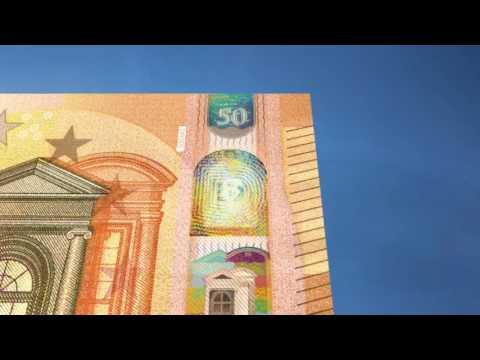 Το νέο χαρτονόμισμα των 50 ευρώ