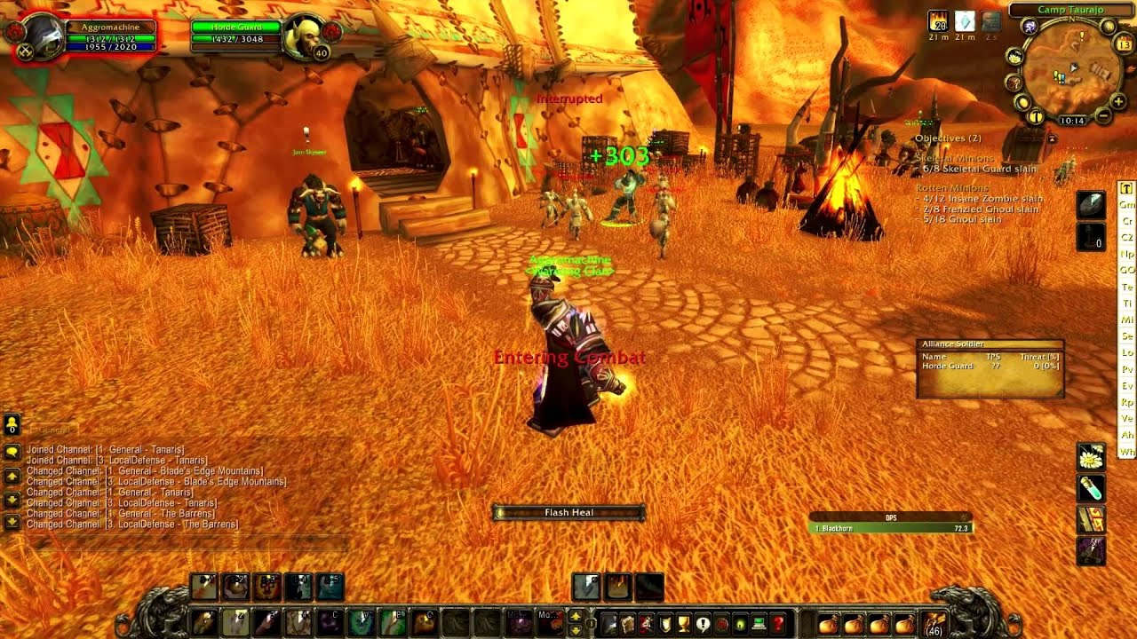 Twink private wow server