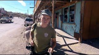Autostopem przez Amerykę - Arizona (Odc.23)