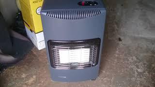Master 450 CR Ceramic gas heater