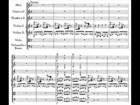 Mozart Symphony No. 28 KV 200 4th mv.t - Piano transcription [tbpt10]