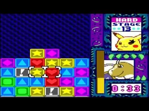 Pokemon Puzzle Challenge - Hard Gameplay