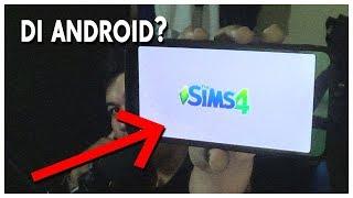 Gambar cover SIMS 4 DI ANDROID? ADA!!!!