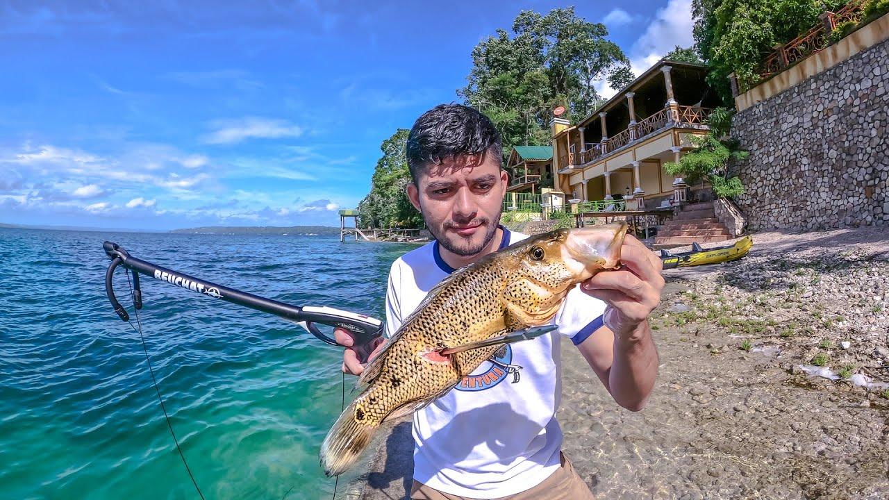 Pesca y Cocina En Un Hermoso Lugar Muy Lujoso