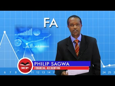 CPA - FINANCIAL ACCOUNTING - FINANCIAL MANAGEMENT OF COMPANIES - LESSON 1