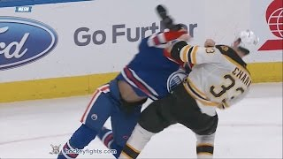 Zdeno Chara vs Zack Kassian Mar 16, 2017