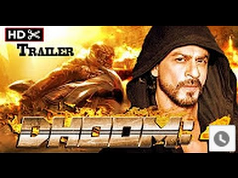 Dhoom 4 reloaded- The Chase continues OFFICAL