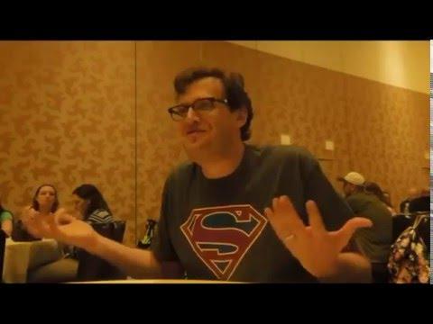 Andrew Kreisberg SDCC Supergirl Interview