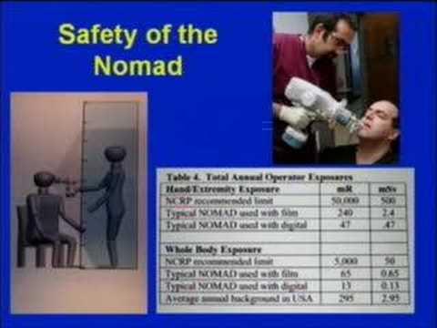 Nomad Handheld X Ray Safety Presentation Youtube