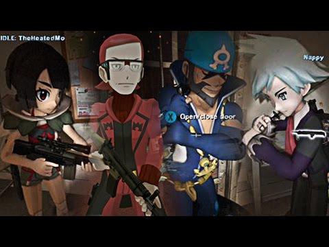 LEFT 4 DEAD 2 w/ POKEMON MODS! STEVEN, ARCHIE, MAXIE, ZINNIA + GENGAR FLASHLIGHT!
