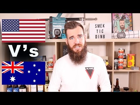 An American Vegan Doesn't Understand Australia