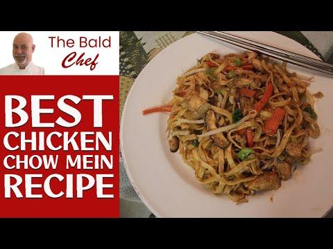 Best chicken chow mein recipe youtube best chicken chow mein recipe forumfinder Choice Image