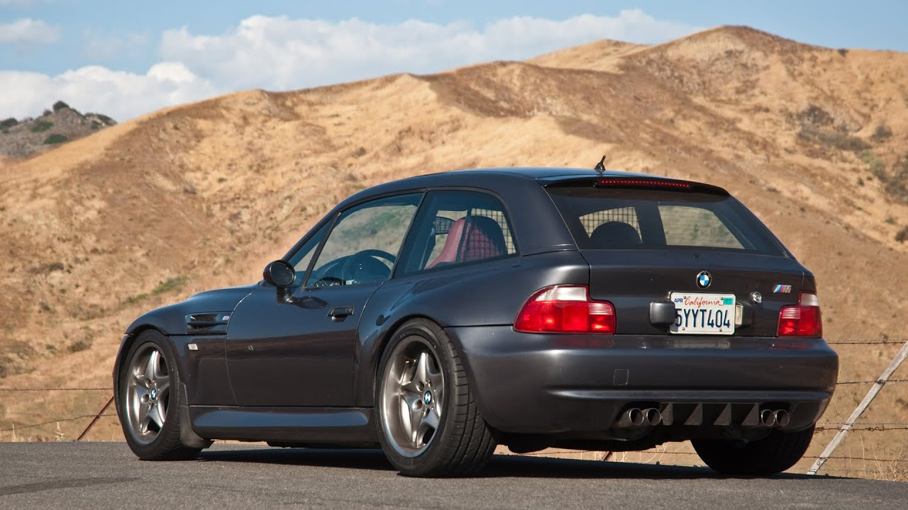 Bmw Z3 M Coupe Tribute Featuring Bimmerfest And Minicorsa Youtube