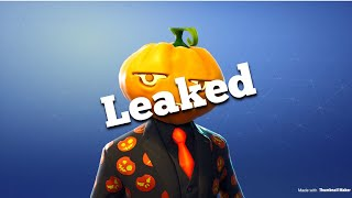 FUITE JACK GOURDON FORTNITE SKIN-EMOTES-FORTNITEMOMENTS