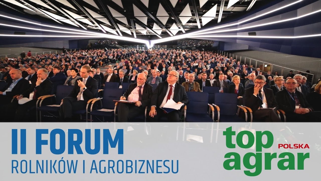 Udane II Forum Rolników i Agrobiznesu w Sali Ziemi – zobacz jak było!
