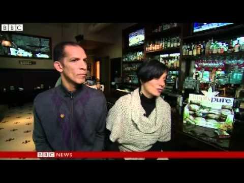 BBC News   Colorado's marijuana firms beg banks to take their cash3