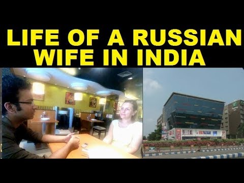 LIFE OF A RUSSIAN WIFE IN INDIA | KOLKATA VLOG | T-SERIES VS PEWDIEPIE
