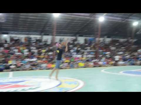 Moro sinks shot from center-court challenge in Maguindanao's 1st Governors' Cup Tournament
