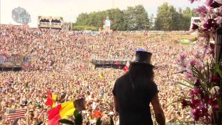 Tomorrowland 2013 - Chuckie feat. Slash