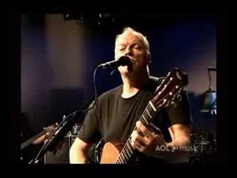 David Gilmour - AOL Sessions - High Hopes