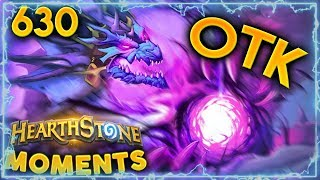 Casual 32 DMG OTK | Hearthstone Daily Moments Ep. 630