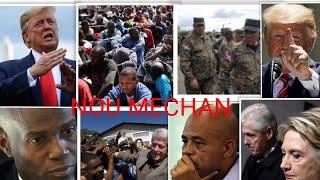 4 AOÛT MARTELLY ENKÒ REJETÉ EN HAITI ST DOMMINGUE MESSAGE CHOKAN KI FÈ HAÏTIEN MAL HAITI NEWS