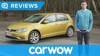 Volkswagen Golf 2018 in-depth review | Mat Watson reviews