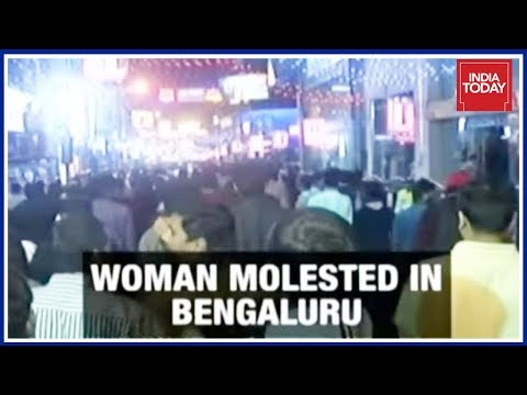 Woman Molested In Bengaluru; Video Of Woman Crying Surfaces