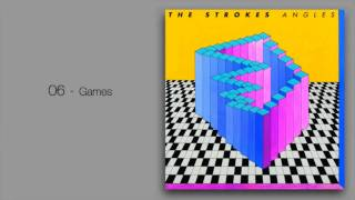 The Strokes - Games