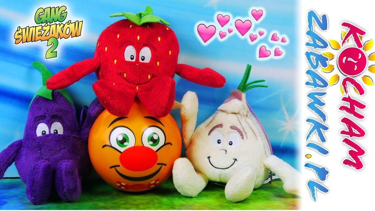 Gang Świeżaków 2 • Figle z piłką zmyłką • Epee & Biedronka • Bajki i kreatywne zabawki