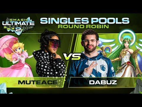 Download MuteAce vs Dabuz - Singles Pools: Round Robin - Ultimate Summit 2 | Peach vs Palutena